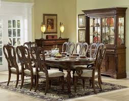 jofran 941 series oval dining table in slater mill pine dining