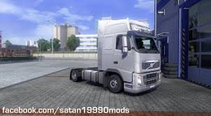 2009 volvo truck volvo fh16 2009 low deck v1 0 modhub us