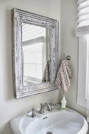 30 shabby chic bathroom design ideas to get inspired fabulous white shabby chic bathroom mirror photo ideas