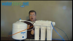 reverse osmosis system troubleshooting youtube