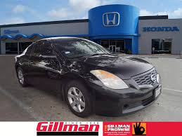 nissan altima coupe for sale by owner used 2008 nissan altima 2 5s in houston at gillman honda houston