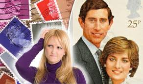 Dating websites over   s should AVOID if looking for love   Life     Daily Express Something     s wrong with this Prince Charles and Princess Diana stamp   but can YOU spot it
