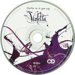 picture of Car tula Cd de Bso Violetta Cantar Es Lo Que Soy - Portada images wallpaper