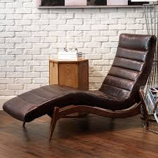 Lounge Chaise Sofa by Leather Chaise Lounge Chair Med Art Home Design Posters