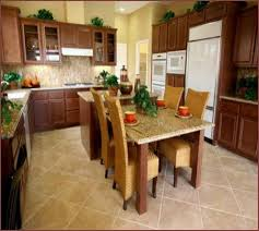 Tiled Kitchen Table by Kitchen Table For Small Spaces Introducing Drop Leaf Dining
