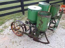 John Deere 7100 Planter by 2 Row Corn Planter Ebay