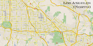 Grand Park Los Angeles Map by Macgyver Shooting Locations