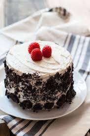 vegan vanilla raspberry u0026 oreo cake recipe california roots