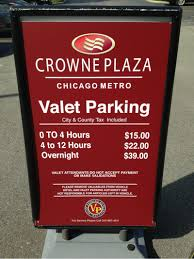 Chicago Parking Map by Crowne Plaza Chicago Metro Parking Parking In Chicago Parkme