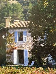 love the trim color i see it all over france french chateau