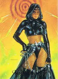 Character: Lady Killer (Elena La Brava); from The Strangers #1 ... - Elena_La_Brava