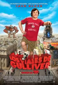 Los viajes de Gulliver (2010) [Latino]