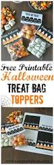homemade halloween gifts best 25 bag toppers ideas on pinterest western party favors