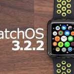 Apple Releases Minor WatchOS 3.2.2 Update