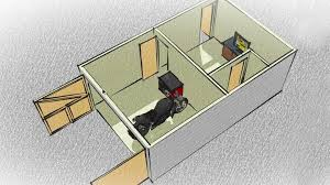 designing the ultimate man cave or she shed design in sketchup