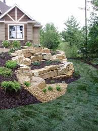 Best  Large Backyard Landscaping Ideas On Pinterest Large - Backyard river design