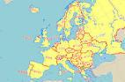 マケドニア:マケドニア地図