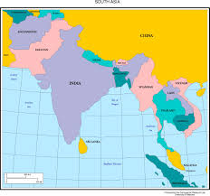 Map Of Asia by Maps Of Asia Page 2