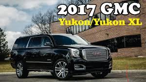 lexus gx vs gmc yukon denali 2017 gmc yukon yukon xl review in slideshow these big daddies