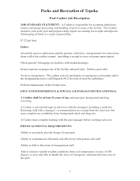 Cook Resume Sample Pdf Fast Food Cook Resume Free Resume Example And Writing Download