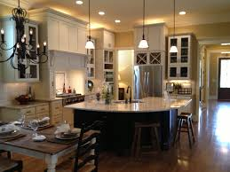 architecture miraculous rounded kitchen island with white marble