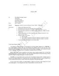 Sample Visa Request Letter To Embassy   sample invitation letter