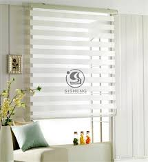 ready made window blinds 2017 home decorative white color ready made horizontal light