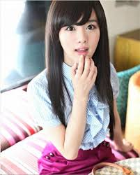 korean girls straight medium hairstyle 1000 images about hair
