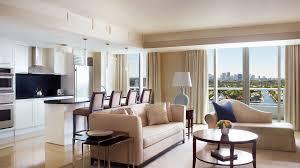 three bedroom ocean view residential suite the ritz carlton