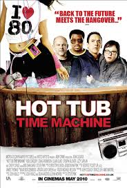 Hot Tub Time Machine (Jacuzzi al pasado)