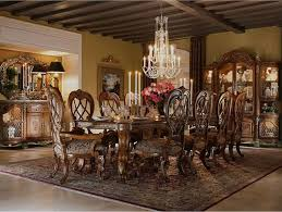 victorian dining room decorating ideas for classy and elegant look luxury dining room with grande chandelier for victorian feel