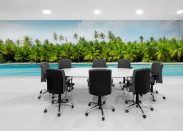 office wall mural creative office space ideas one creative office ideas for a better boardroom i have a better idea