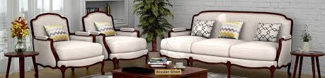 Sofa Sets Buy Sofa Set Online At Low Prices In India - Fabric sofa designs