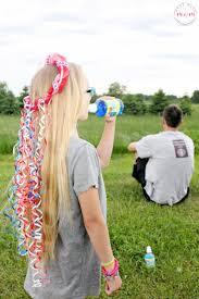 diy 4th of july ribbon crown parade essentials list tum e