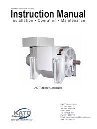 3500101600 turbine pdf electric generator machines