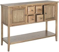 amazon com safavieh american home collection howden medium oak