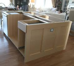 ikea hack how we built our kitchen island jeanne oliver