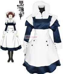 anime costumes for halloween anime fancy dress halloween christmas carnival black butler