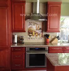 Backsplash For Kitchen Ideas Tuscan Backsplash Tile Murals Tuscany Design Kitchen Tiles