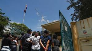 Kim Jong nam assassination  Suspect Ri Jong chol says Malaysia in