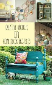 Recycle Home Decor Ideas 840 Best Images About Home Matters Linky Party On Pinterest