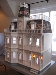 Miniature Dollhouse Plans Free by Little Darlings Dollhouses Customized Newport Dollhouse With