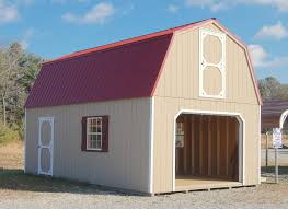 14x24 2 story gambrel barn sg30176 pine creek structures