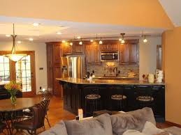 Kitchen Interiors Ideas Decorating Small Open Living Room U2013 Home Design And Decor
