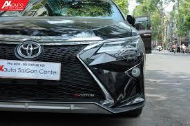 hang xe lexus tai sai gon độ camry thành lexus lạ mắt xe toyota camry độ mẫu lexus tại tp hcm