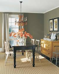 How To Decorate Your Dining Room Table Neutral Rooms Martha Stewart