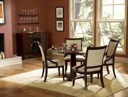 Decor For Dining Room Table Brown Dining Room Decor Gen4congress Com