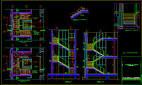 architecture-hichem-mhb - Bibliotheque DWG 10