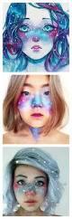 Halloween Barbie Makeup by Best 25 Galaxy Makeup Ideas On Pinterest Crazy Makeup Costume