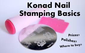 nail stamping basics youtube